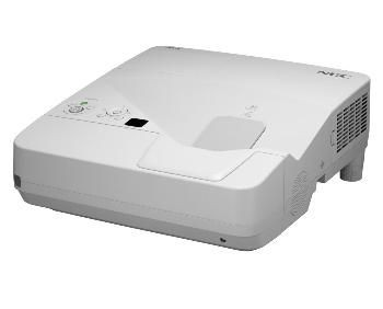 NEC Projektor UM330X (3300lm, Ultra Short Throw, incl. wall mount, LCD XGA)