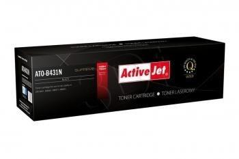 ActiveJet Toner ActiveJet ATO-B431N | Czarny | 10000 pp | OKI 44574902