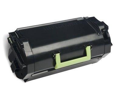 Lexmark Toner 522 black | zwrotny | 6000 str. | MS810de / MS810dn / MS810dtn