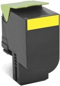 Lexmark Toner 702HY yellow | zwrotny | 3000 str.| CS310dn / CS310n / CS410dn / C
