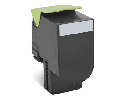 Lexmark Toner 702K black |zwrotny | 1000 str. | CS310dn / CS310n / CS410dn