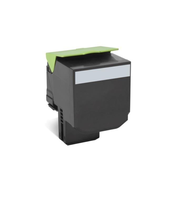 Lexmark Toner 702XK black | zwrotny | 8000 str.| CS510de / CS510dte