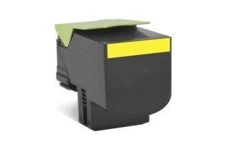 Lexmark Toner 702Y yellow | zwrotny | 1000 str.| CS310dn / CS310n / CS410dn