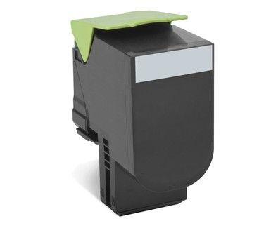 Lexmark Toner 802SK black | zwrotny | 2500 str.| CX310dn / CX310n / CX410de