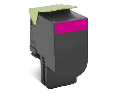 Lexmark Toner 802SM magenta | zwrotny | 2000 str.| CX310dn / CX310n / CX410de