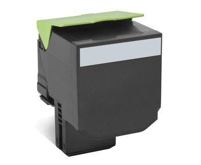 Lexmark toner 802XK black (zwrotny, 8000str, CX510de / CX510dhe / CX510dthe)