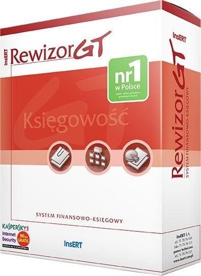 InsERT Rewizor GT (system finansowo-księgowy)