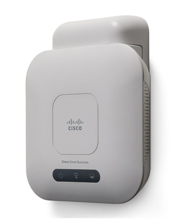 Cisco Systems Cisco WAP121-E Single Radio 802.11n Access Point w/PoE