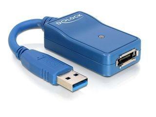 DeLOCK adapter USB 3.0 -> eSATA