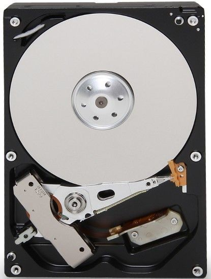 Toshiba Dysk twardy Toshiba, 3.5'', 1TB, SATA/600, 7200RPM, 32MB cache
