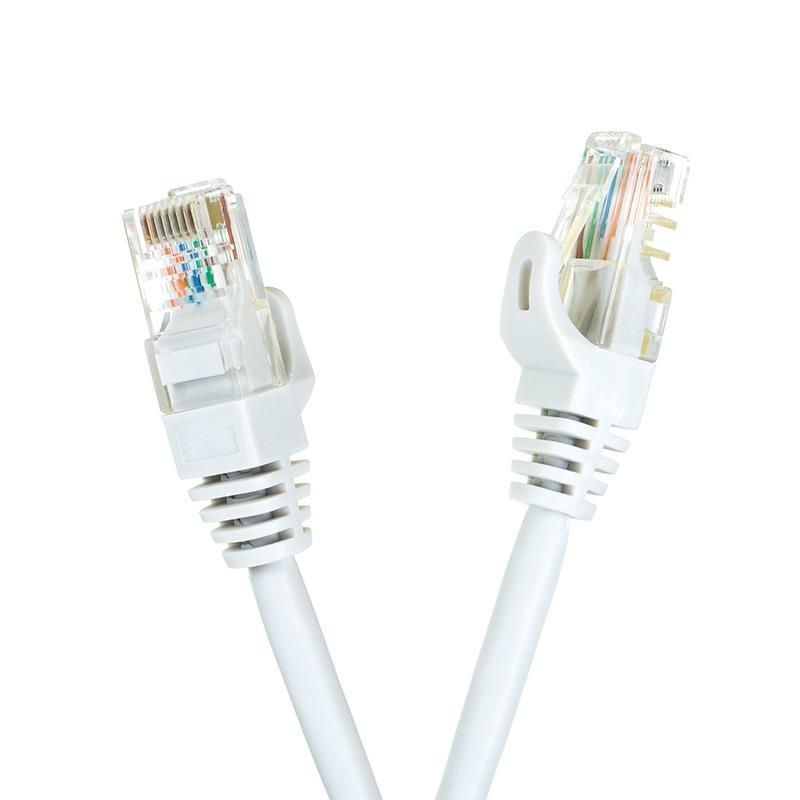 Digitalbox START.LAN patchcord UTP Cat.5e 0.5m szary