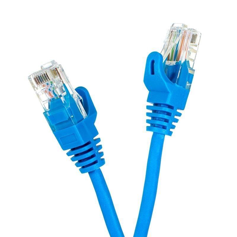Digitalbox START.LAN patchcord UTP Cat.5e 25m niebieski