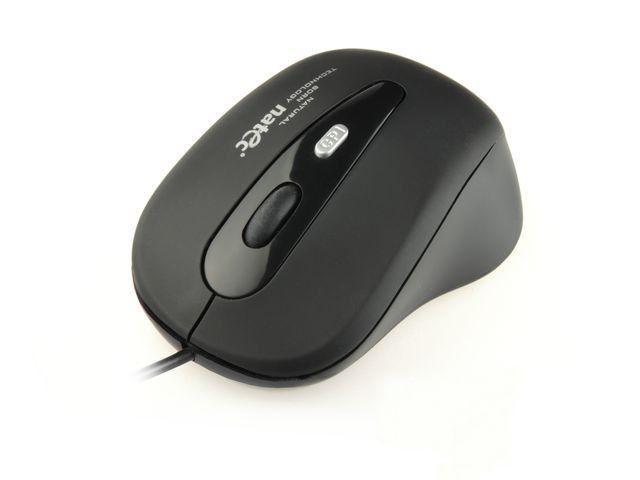 NATEC mysz optyczna SWIFT BLACK USB