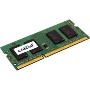 Crucial 8GB 1600MHz DDR3 CL11 SODIMM 1.35V