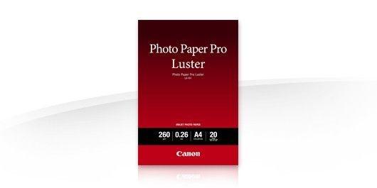 Canon LU101 Luster Paper A4 (20ark)