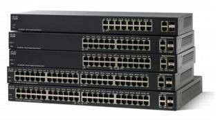 Cisco Systems Cisco SLM248GT SF200-48 48-Port 10/100 Smart Switch