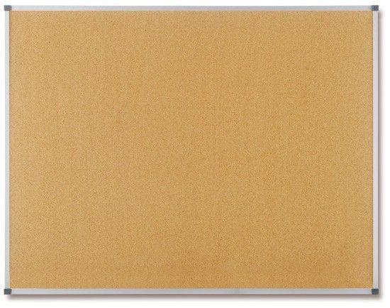 Nobo tablica korkowa ELIPSE 90x60cm