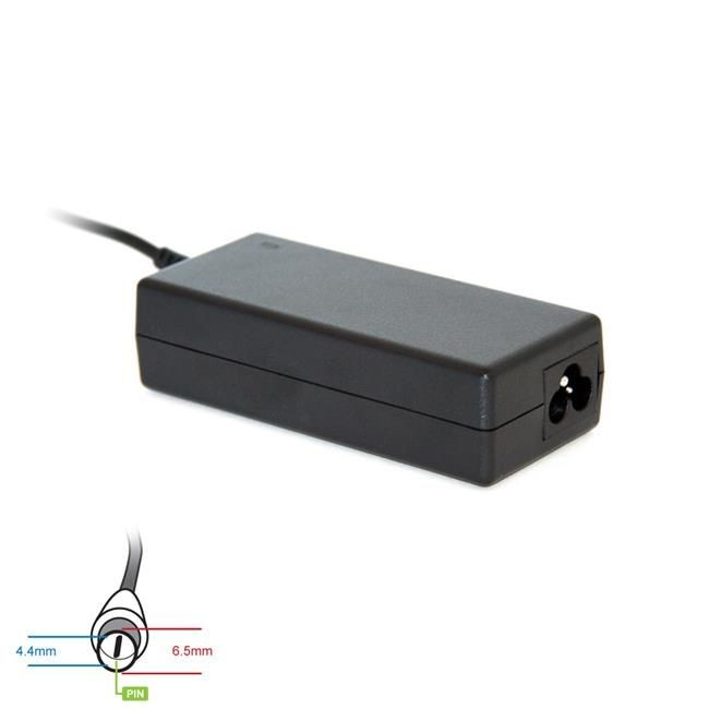 Digitalbox zasilacz 16V/4A 65W wtyk 6.5x4.4mm + pin Sony Fujitsu-Siemens