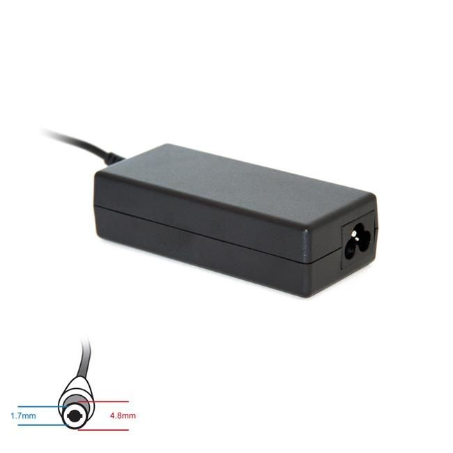Digitalbox zasilacz 18.5V/3.5A 65W wtyk 4.8x1.7mm HP Compaq