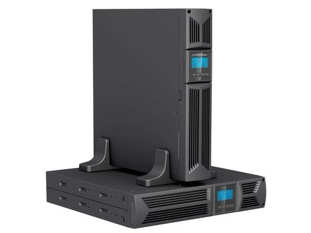 Power Walker UPS Line-Interactive 1500VA (19'' 2U, 8x IEC, RJ11/RJ45, USB, LCD)