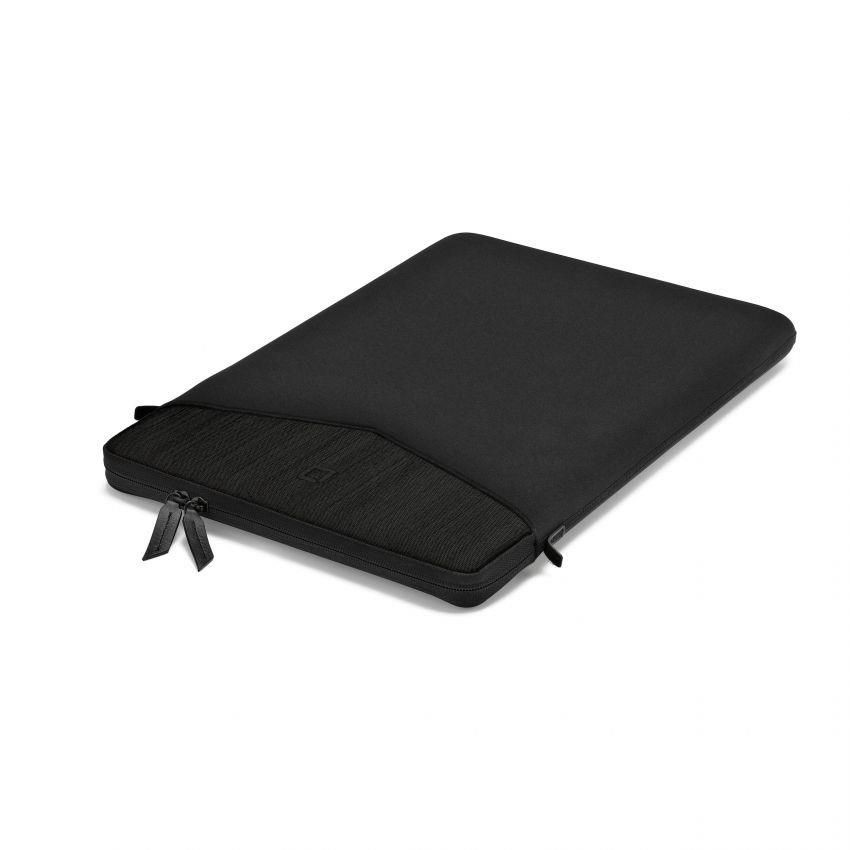 Dicota Code sleeve 15 black - czarne etui na Macbook i ultrabook 15