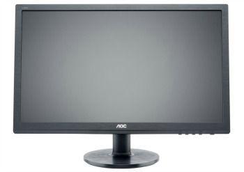 AOC Monitor AOC E2260SDA 22inch, 1680x1050, D-Sub/DVI, głośniki