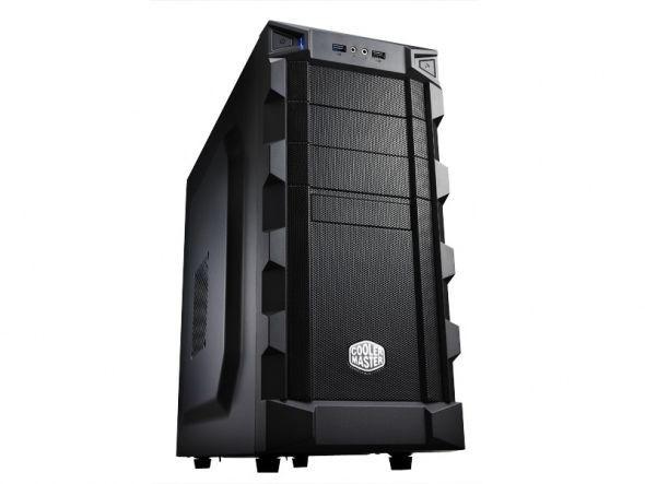 Cooler Master obudowa komputerowa K280 czarna