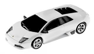 Genie Pamięć USB 2.0 8GB licencjonowany - Lamborghini Murcielago biały