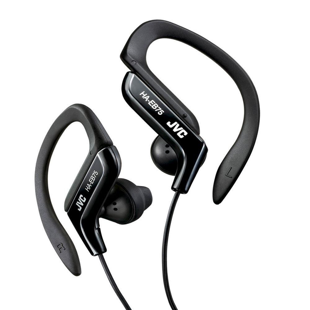 JVC Słuchawki HA-EB75-B-E