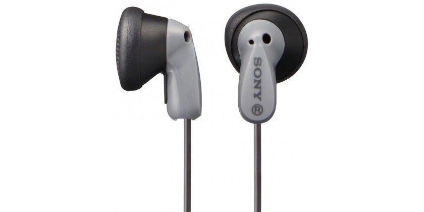 Sony słuchawki MDR-E820LP (czarne)