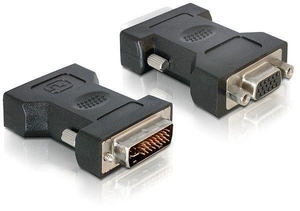 DeLOCK adapter VGA (15F) > DVI(M)(24+5)