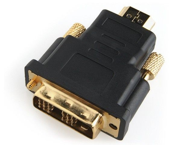 Gembird Adapter HDMI(M)->DVI-D(M)(18+1)