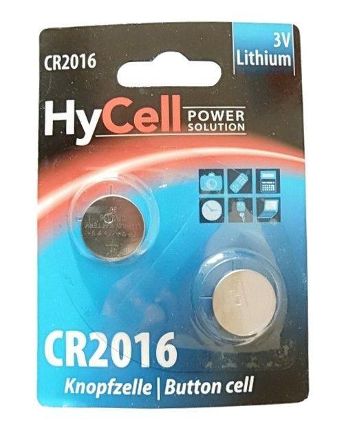 Ansmann Bateria litowa HC CR 2016 x2