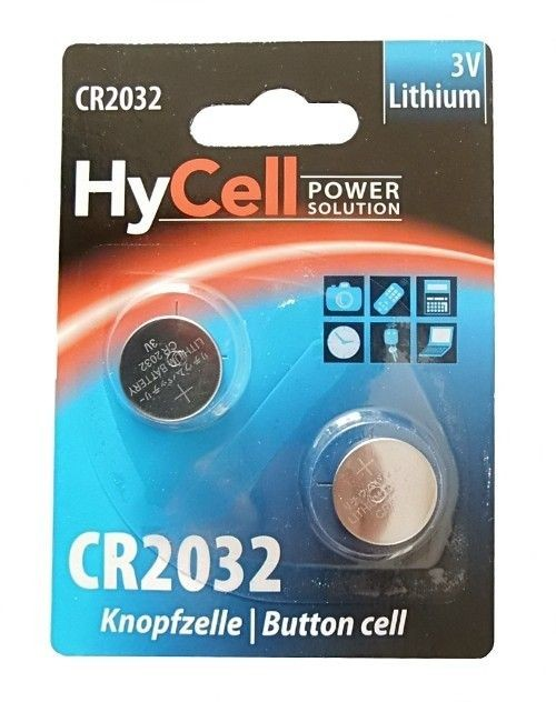 Ansmann Bateria litowa HC CR 2032 x2