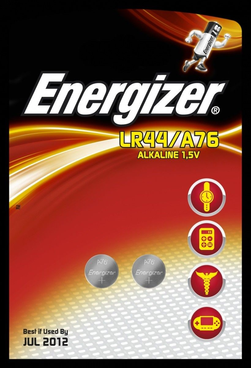 Energizer Bateria Spec. A76 /2szt.