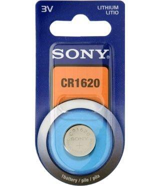 Sony BATERIA CR1620 (1SZT BLISTER)