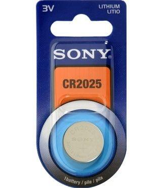 Sony BATERIA CR2025 (1SZT BLISTER)