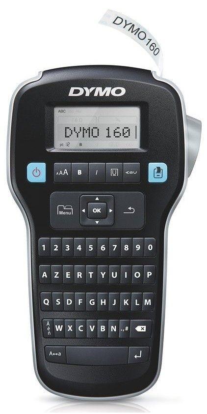 Dymo Drukarka LabelManager 160 S0946340 - Klawiatura Qwerty