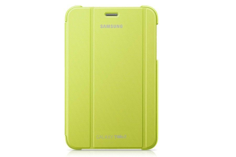 Samsung ETUI BOOK COVER GALAXY TAB2 7 LIME GREEN