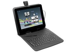 Tracer Etui na Tablet 7'' Czarny + Klawiatura micro USB