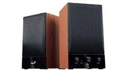 Genius Głośniki SP-HF1250B, 40W, drewniane