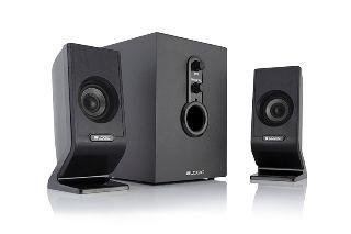 Logic Concept Głośniki 2.1 LS-21 (czarne) [ stereo ]