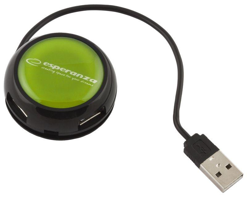 Esperanza Hub 4 Porty EA135G USB 2.0 YOYO