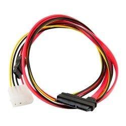 4World Kabel HDD | SATA 3 | SATA | 60cm | zasilanie | transfer danych