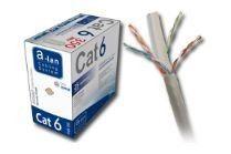 A-LAN UTP drut 4x2 kat 6 wew 305m PVC