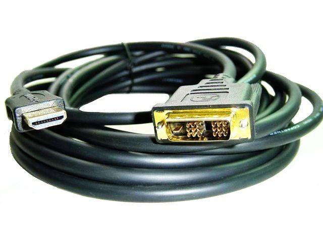 Gembird Kabel HDMI-DVI 7.5M (pozłacane końcówki)