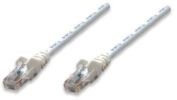 Intellinet Network Solutions Patch Cord RJ45, kat. 5e UTP, 10 m, biały, 100% miedź
