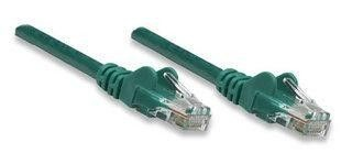 Intellinet Network Solutions Intellinet Patch kabel Cat5e UTP 10m zelený