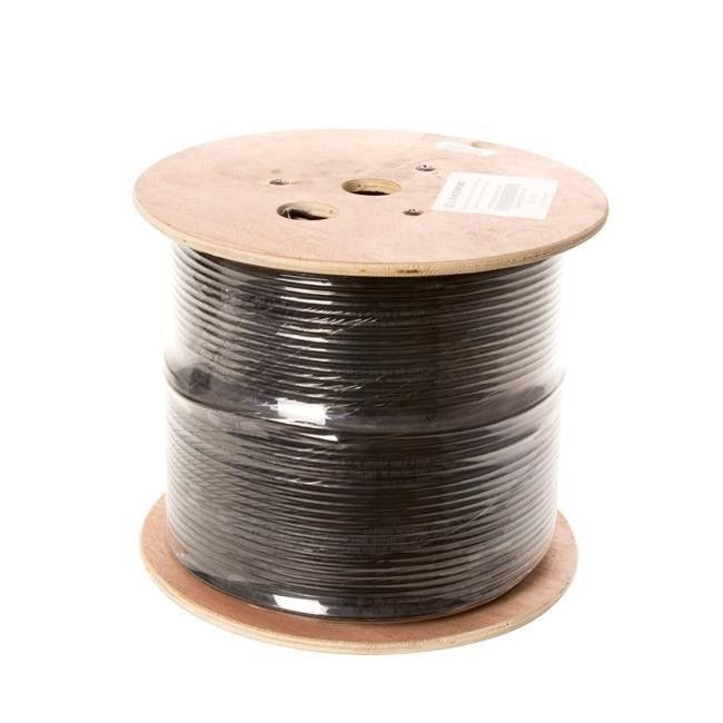 Linkbasic kabel instalacyjny skrętka UTP kat. 5e,drut 305m,100% miedź,ZEWNĘTRZNY