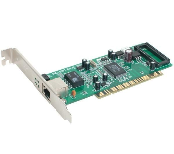 D-Link karta sieciowa GigabitEthernet (RJ45) PCI BOX